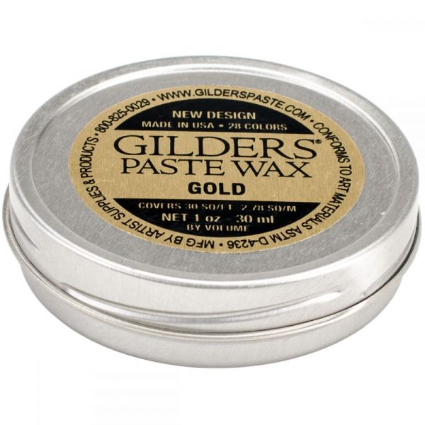 Baroque Art Gold Gilders Paste