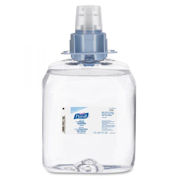 Purell Advanced Foam Instant Hand Sanitizer Refill