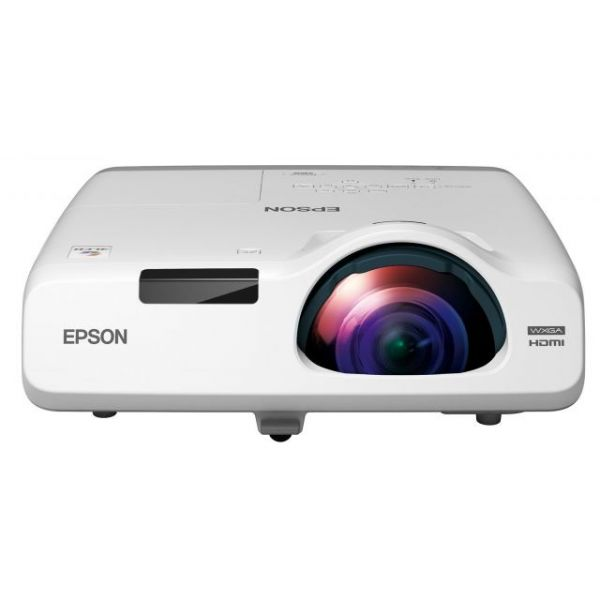 Epson PowerLite 535W LCD Projector - 720p - HDTV - 16:10