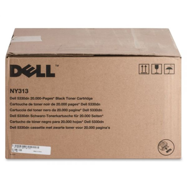 Dell High Yield Black Toner Cartridge