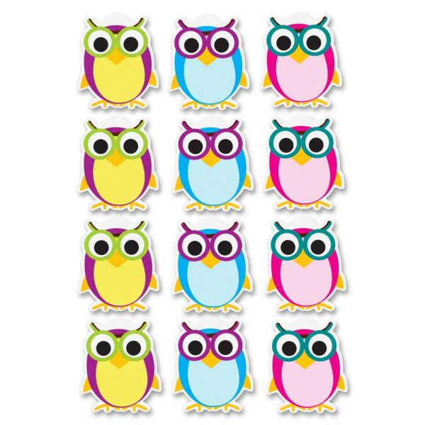 Ashley Dry Erase Owl Magnets