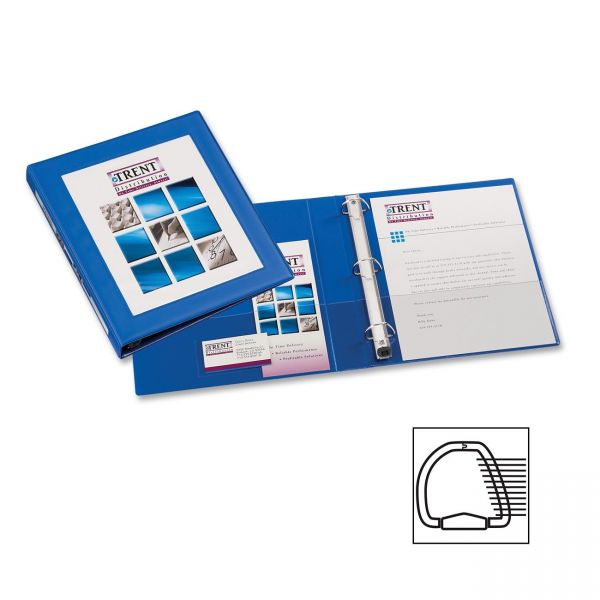 "Avery 1"" Framed 3-Ring View Binder"