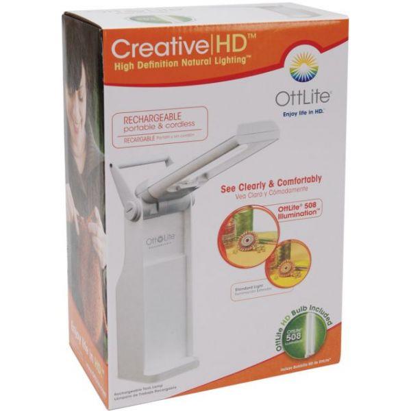 OttLite Battery Powered Task Lamp