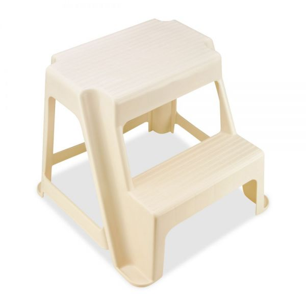 "Rubbermaid Commercial 16"" 2-step Step Stool"