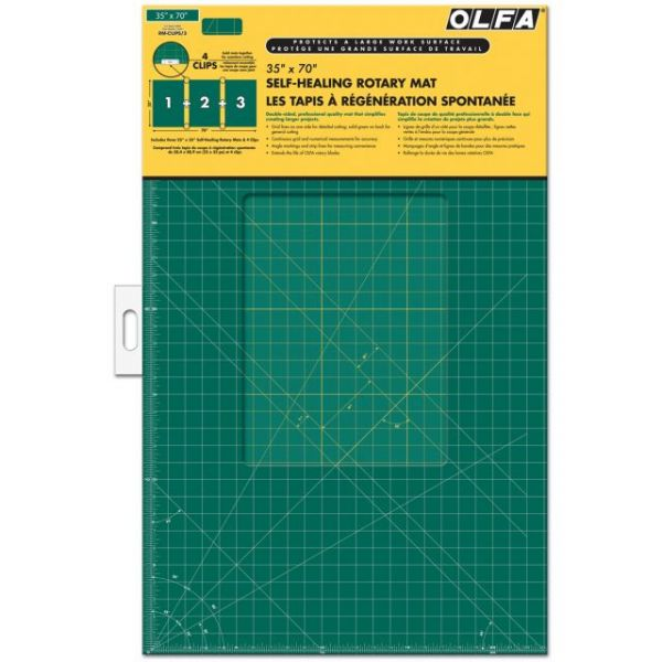 OLFA Gridded Cutting Mat Set