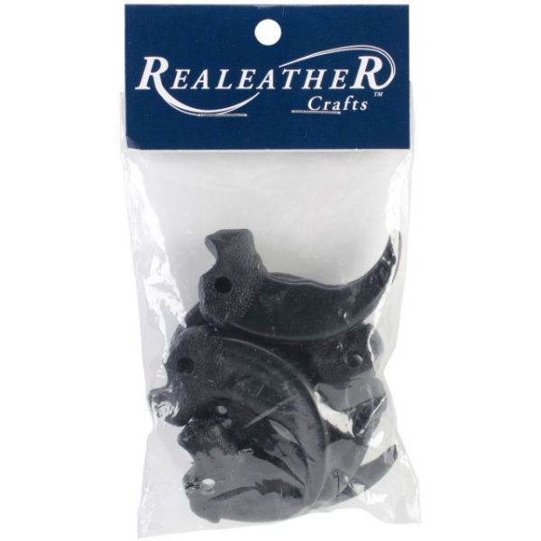 "Plastic Bear Claws 2"" 6/Pkg"