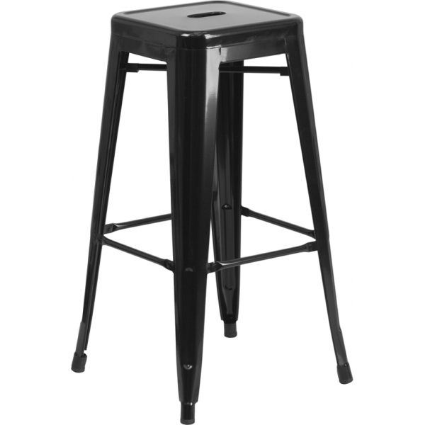 Flash Furniture Metal Bar Stool