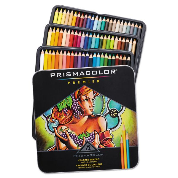 Prismacolor Prisma Colored Pencils