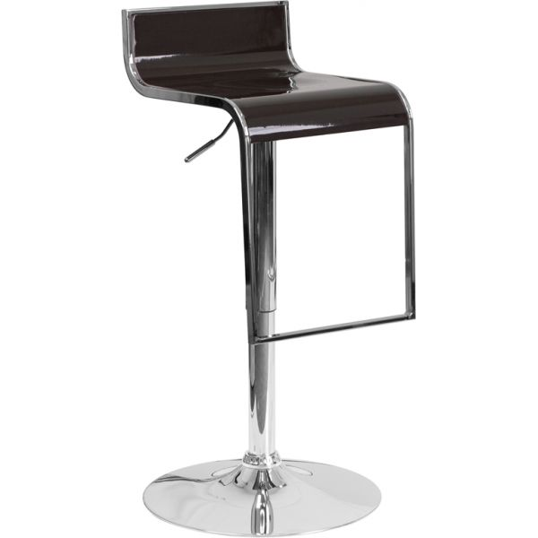 Flash Furniture Contemporary Plastic Barstool