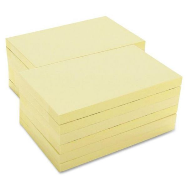 Sparco Adhesive Note Pads