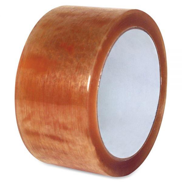 Sparco Natural Rubber Carton Sealing Tape