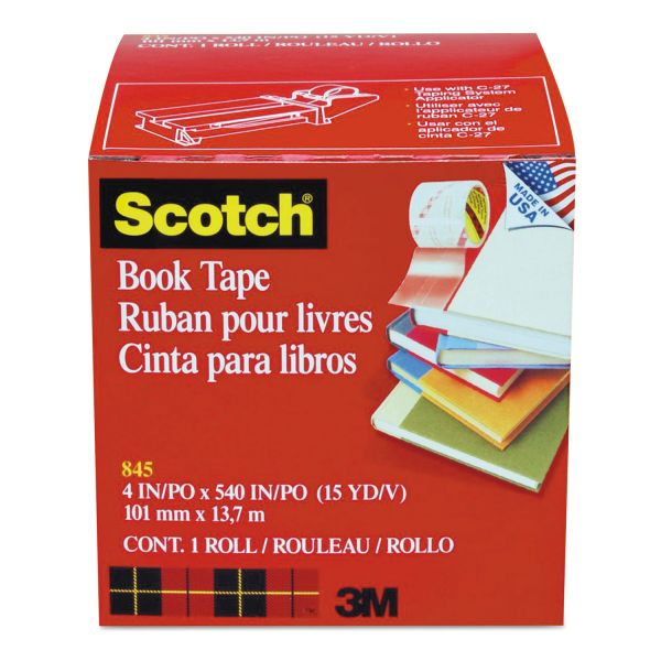 "Scotch 4"" Book Repair Tape"