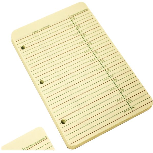 Wilson Jones 812B Loose-Leaf Binder Refills