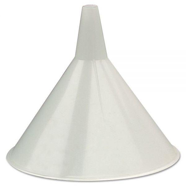 Plews & Edelmann Plastic Funnel, 48oz