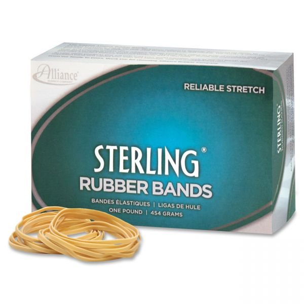 Sterling #19 Rubber Bands
