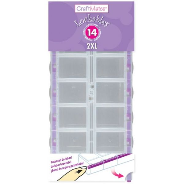 CraftMates Lockables 2XL Organizer
