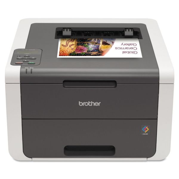 Brother HL-3140CW Digital Color Printer