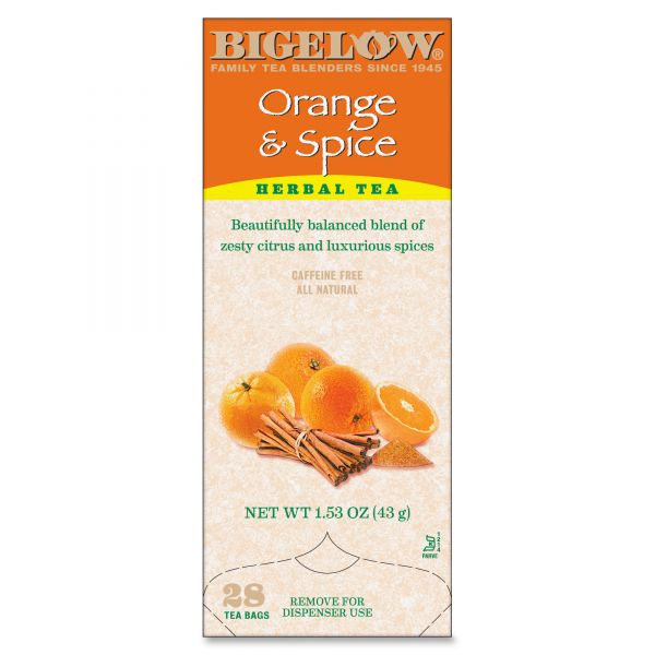Bigelow Herbal Tea Bags
