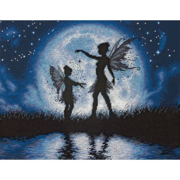Dimensions Twilight Silhouette Counted Cross Stitch Kit