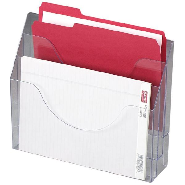 Rubbermaid Optimizers 3-Tiered Horizontal/Vertical File Organizer