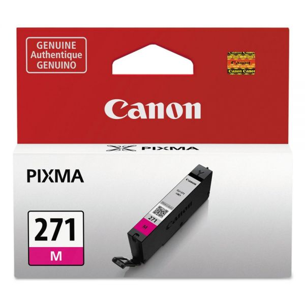 Canon CLI-271 Magenta Ink Cartridge (0392C001)