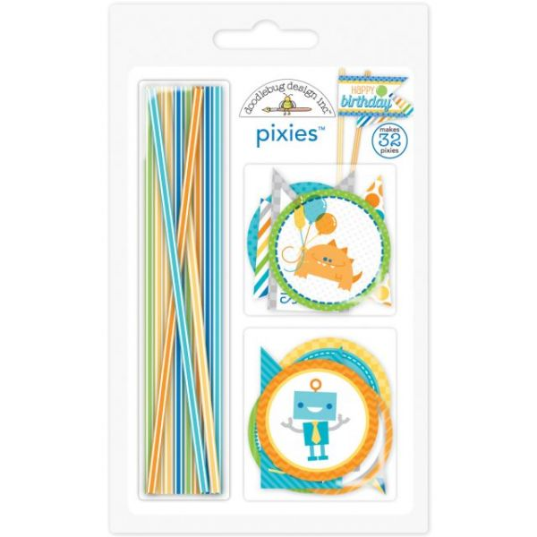 Hip Hip Hooray Pixies & Flags Assortment Pack