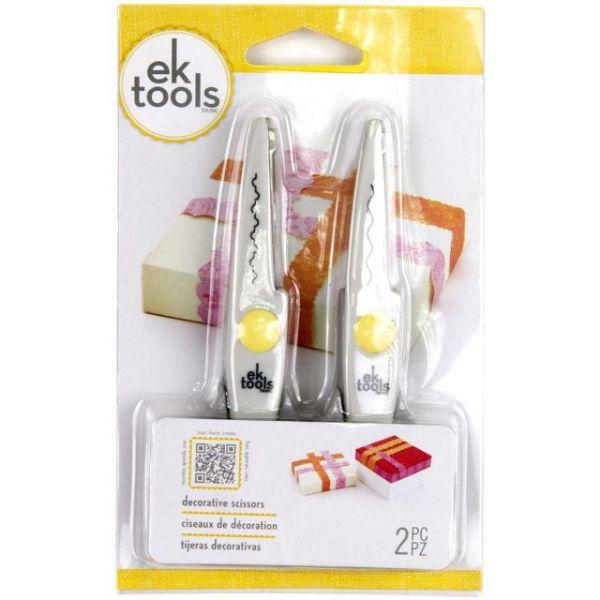 """Decorative Scissors 5.5"""" 2/Pkg"""