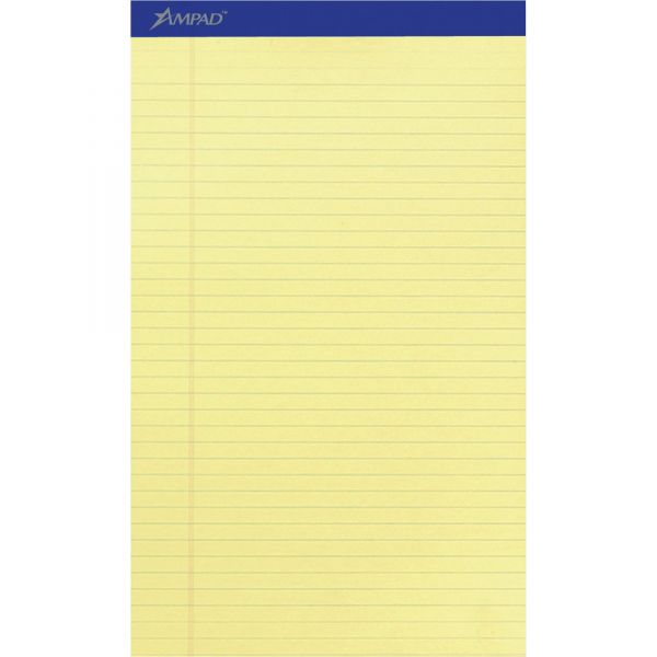 Evidence Yellow Legal Pads
