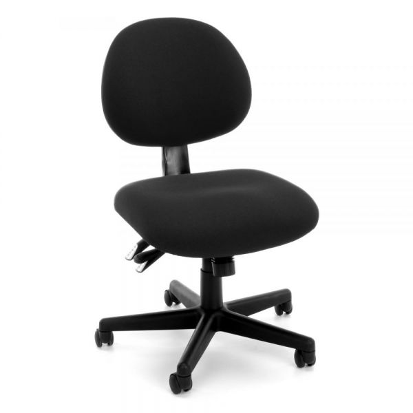 OFM 24-Hour Multi-Adjustable Armless Task Chair