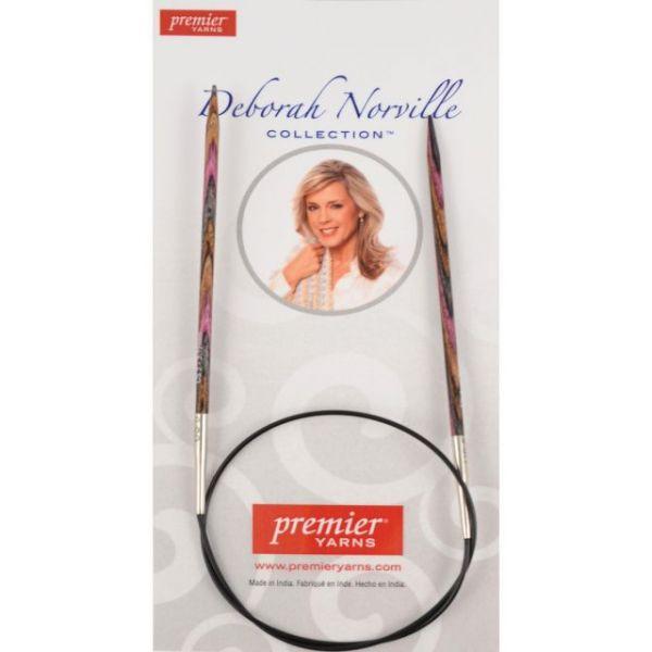 Deborah Norville Fixed Circular Knitting Needles