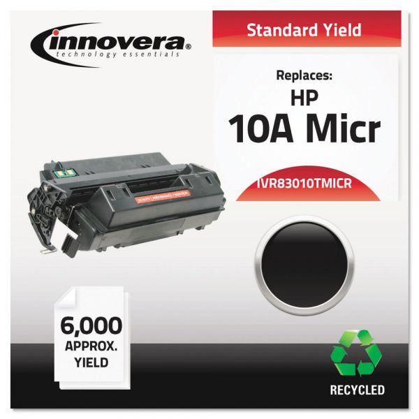 Innovera Remanufactured HP 10A (Q2610A) Micr Toner Cartridge