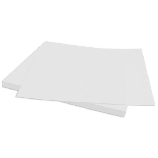 Bazzill White Cardstock