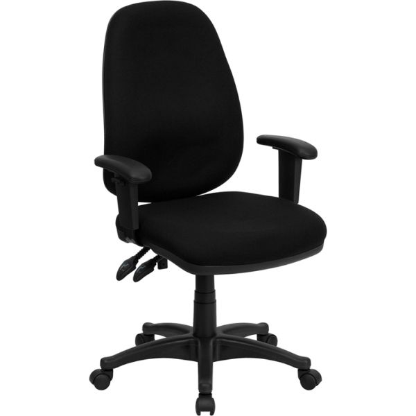 Flash Furniture High Back Ergonomic Swivel Office Chair