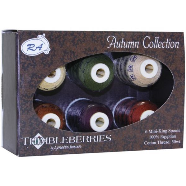 Thimbleberries Cotton Thread Collections