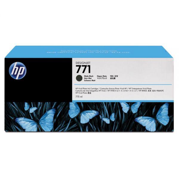 HP 771 Matte Black Ink Cartridge (B6Y39A)