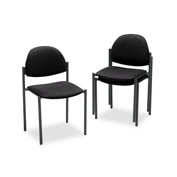 Global Comet Armless Stacking Chairs