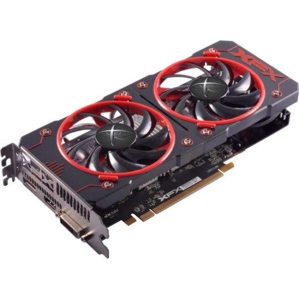 XFX Radeon RX 460 Graphic Card - 1.22 GHz Core - 4 GB GDDR5 - PCI Express 3.0 - Dual Slot Space Required