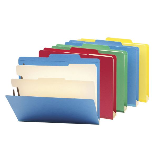 Smead 14001 Blue Classification File Folders