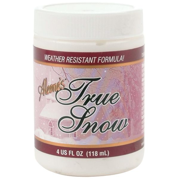 Aleene's True Snow 4oz