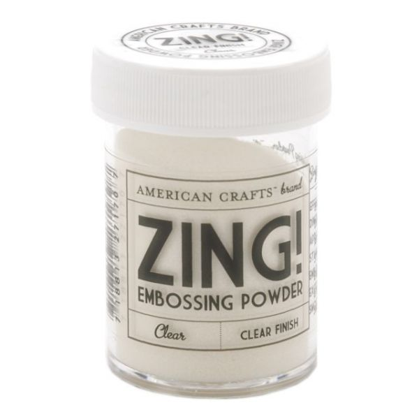 Zing! Clear Embossing Powder 1oz