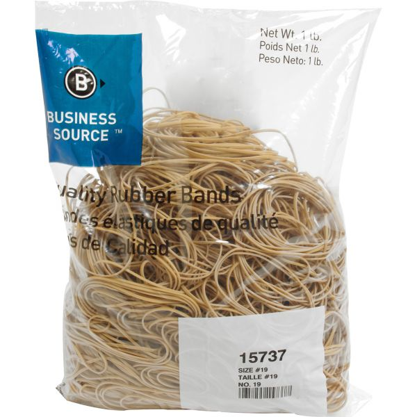 Business Source #19 Rubber Bands