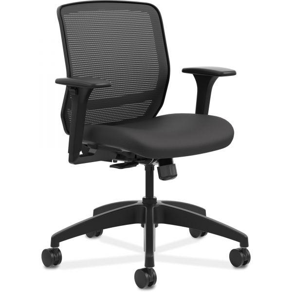 HON Quotient Mid-back Mesh Task Chair