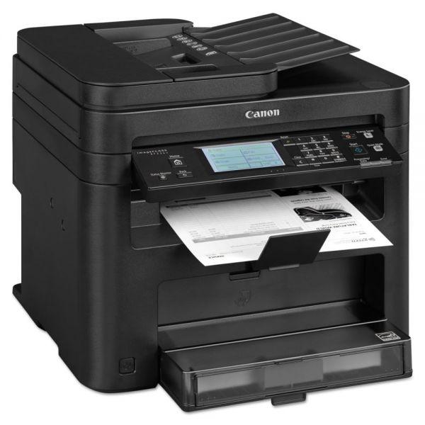 Canon imageCLASS MF236n Monochrome Multifunction Laser Printer, Copy/Fax/Print/Scan