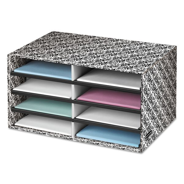 Bankers Box Decorative Literature Organizer