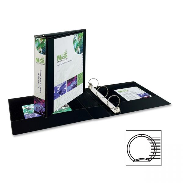 "Avery Showcase Reference 2"" 3-Ring View Binder"