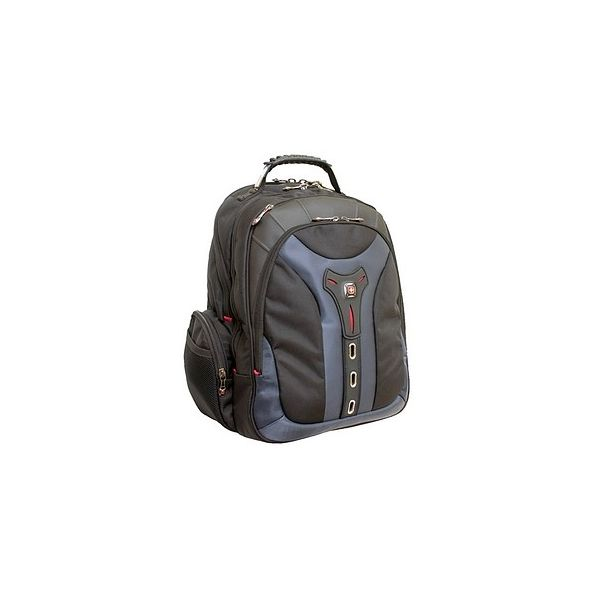 "SwissGear PEGASUS GA-7306-06F00 Carrying Case (Backpack) for 17"" Notebook - Blue"