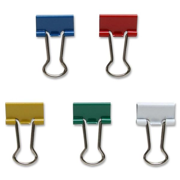 Sparco Mini Binder Clips