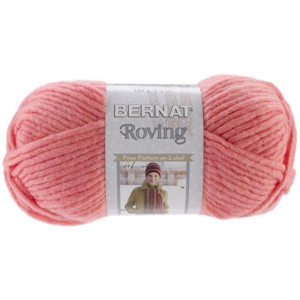 Bernat Roving Yarn - Coral
