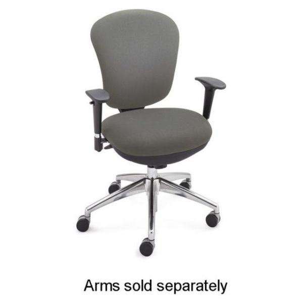 Safco Metro 3443 High Back Task Chair
