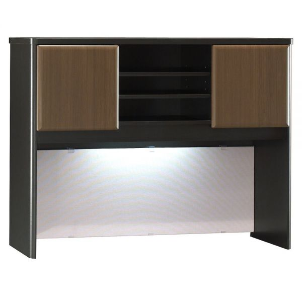 "bbf Series A 48"" Hutch by Bush Furniture"